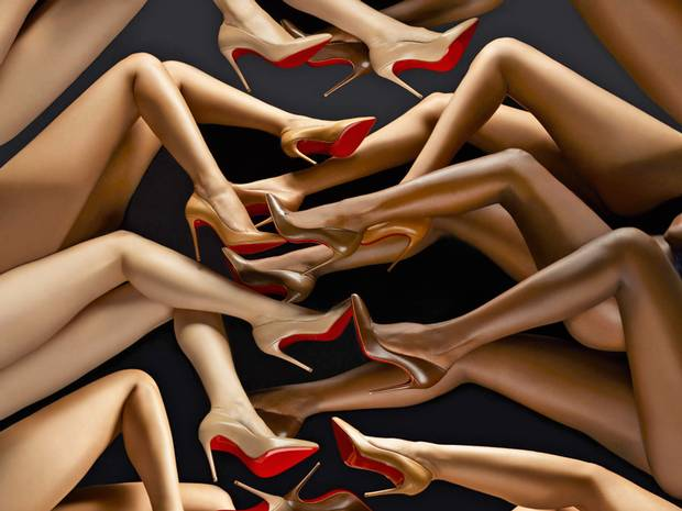 Christian Louboutin's red soles could go away