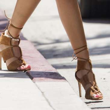 Seven ways to be more comfortable in your high heels