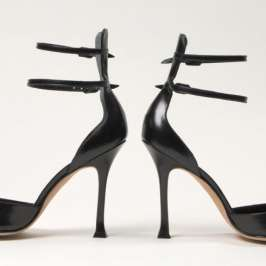 Manolo Blahnik on the best high heels and design