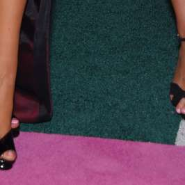 Some more celebrities in high heels from the 2015 MTV Video Music Awards