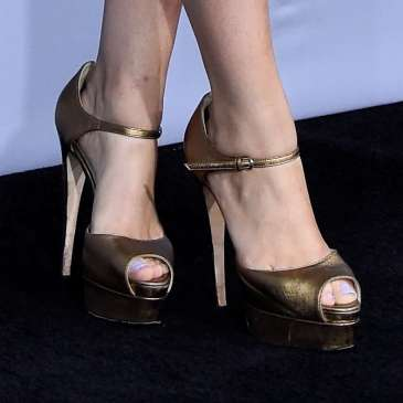 The most impressive celebrities in high heels at the 2018 MTV Movie & TV Awards