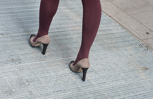 New York introduces new high heel friendly sidewalk grates