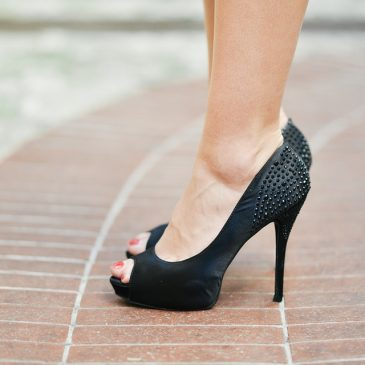 This 96-year-old lady says high heels are her secret to longevity