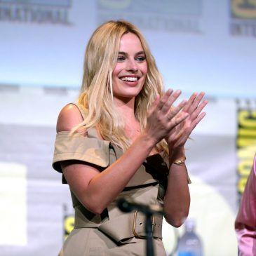 What style will Margot Robbie rock in the Barbie movie